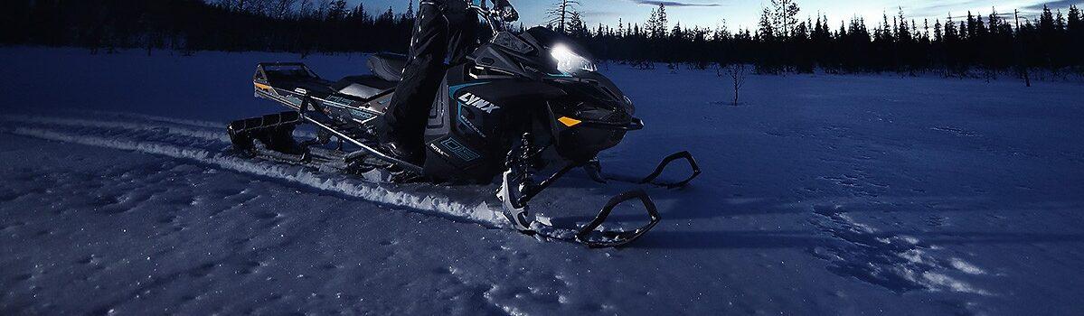 Водительские права на снегоход