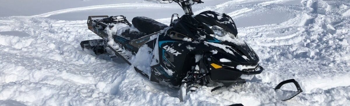 Получение прав на снегоход
